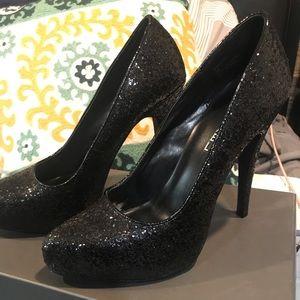 Michael Aphrodite glitter pumps size 9